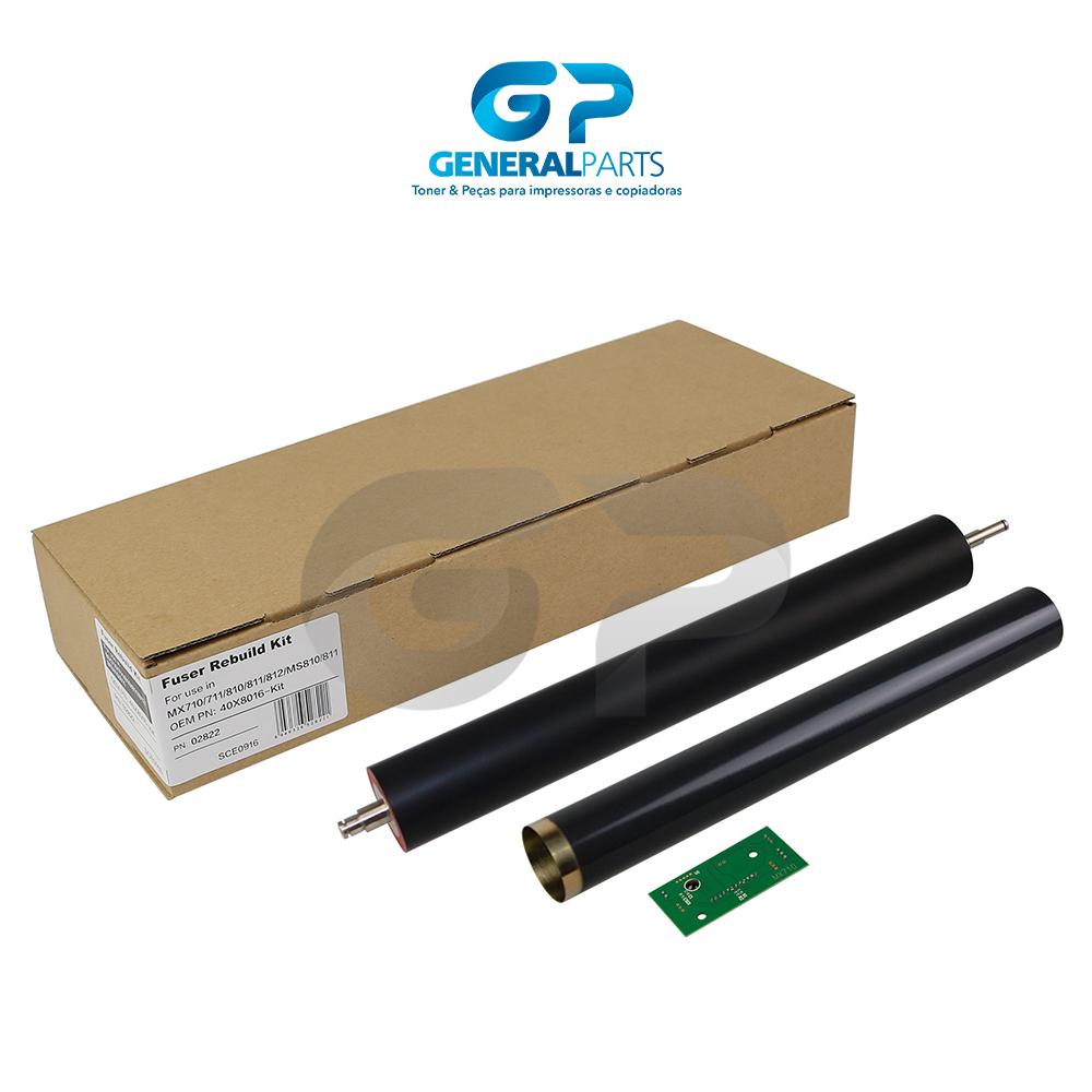 Produto Kit Reparo do Fusor Lexmark MX710/711/MS810/811