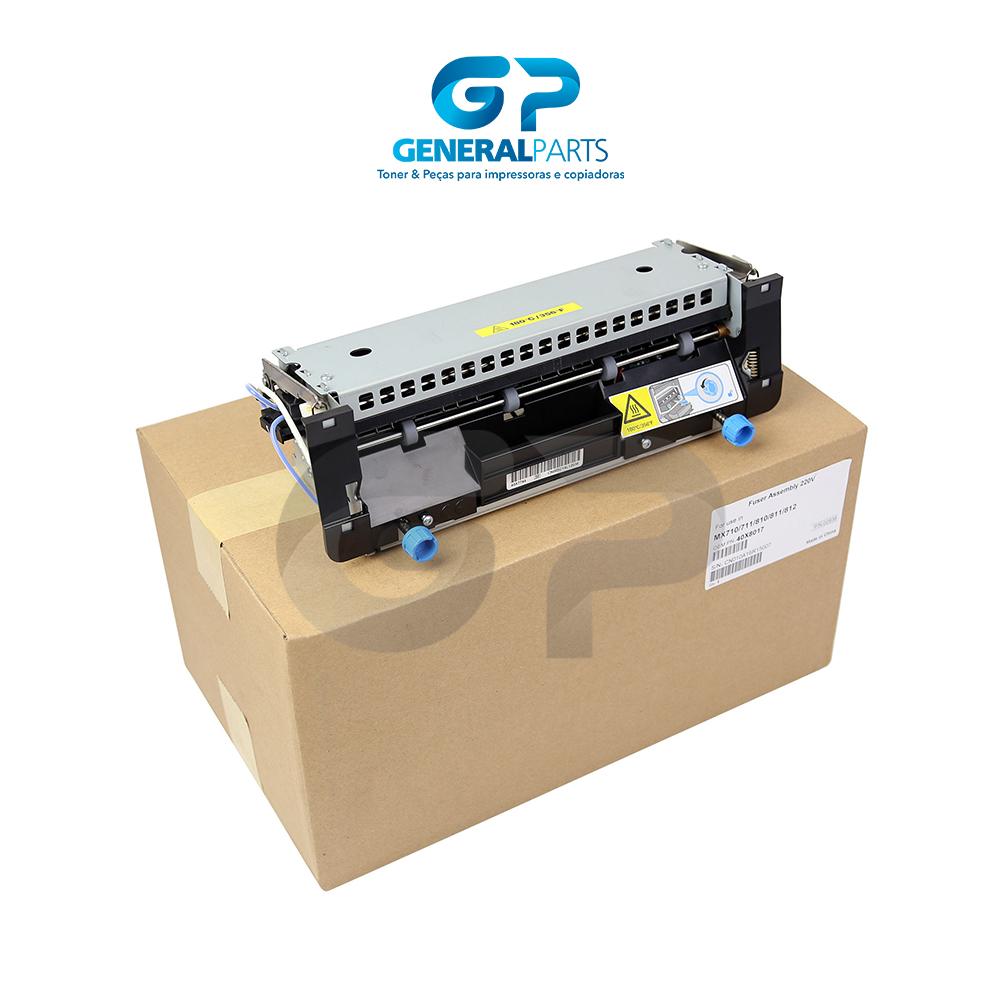 Produto Unidade Fusora Lexmark MX711/811