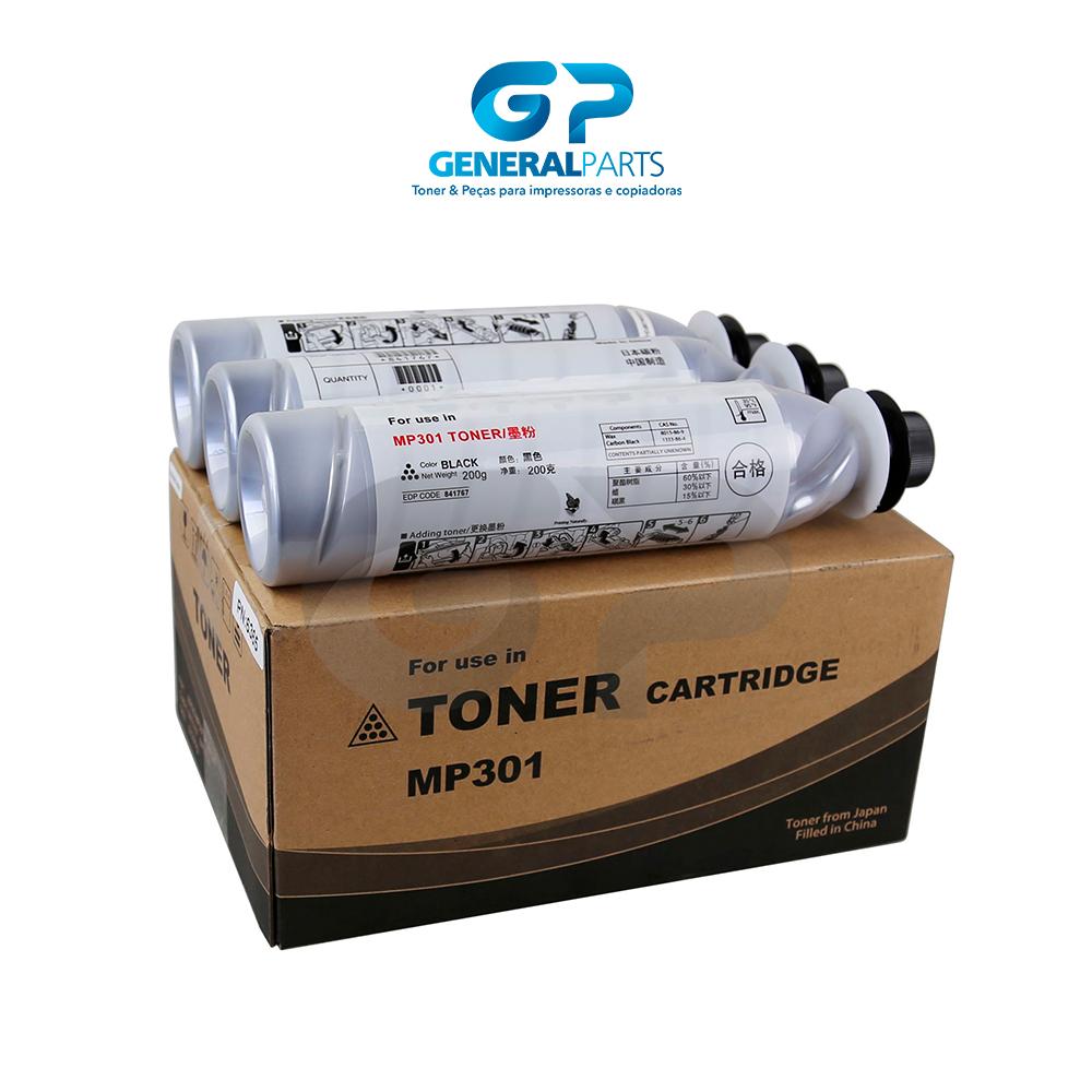 Produto Cartucho de Toner Ricoh MP301