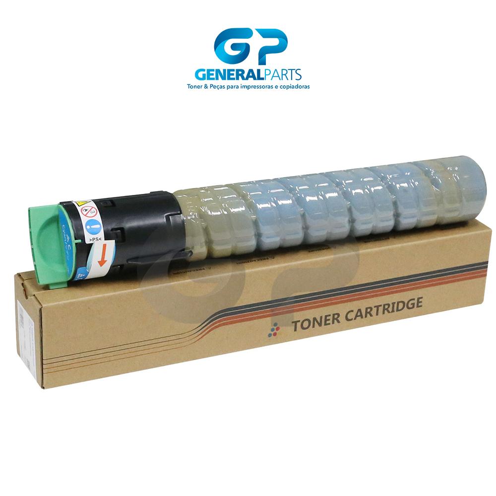 Produto Toner Ciano Ricoh MPC2550/MPC2051