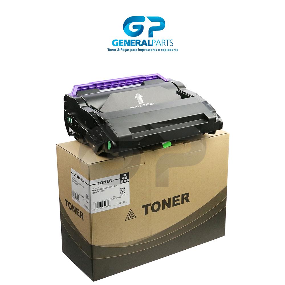 Produto Cartucho de Toner Ricoh SP5200