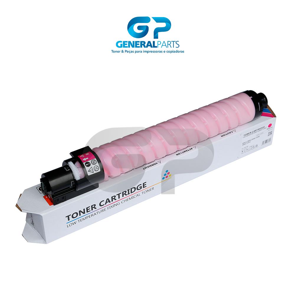 Produto Cartucho de Toner Magenta Ricoh MPC3001/MPC3501