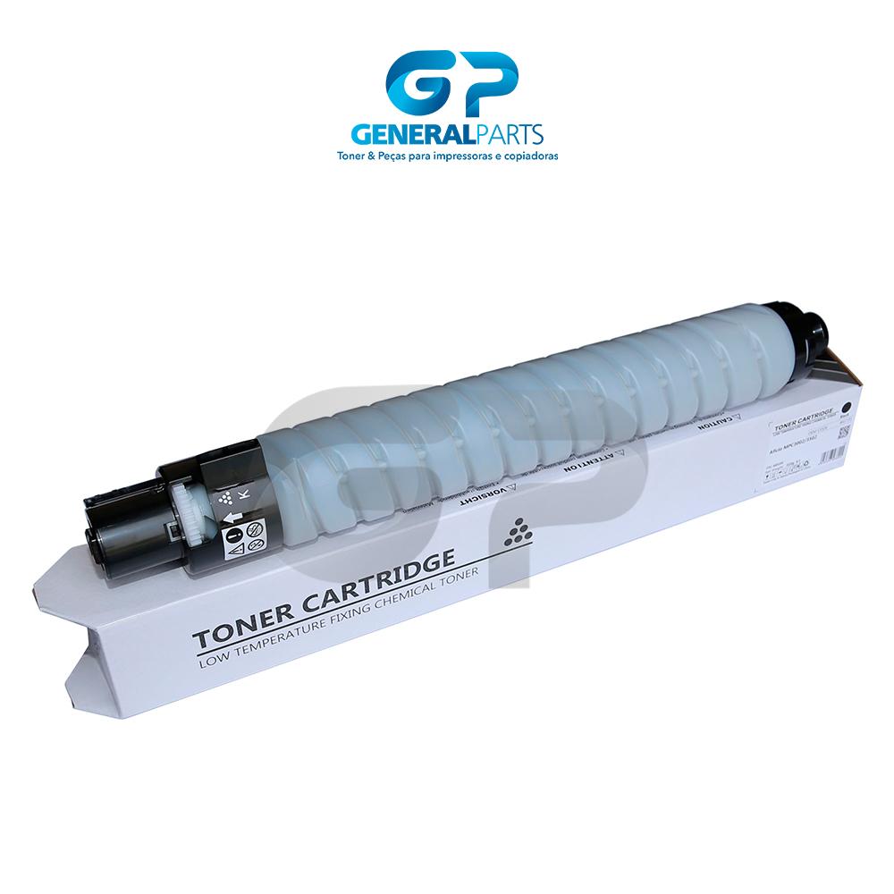 Produto Cartucho de Toner Ricoh MPC3002/MPC3502