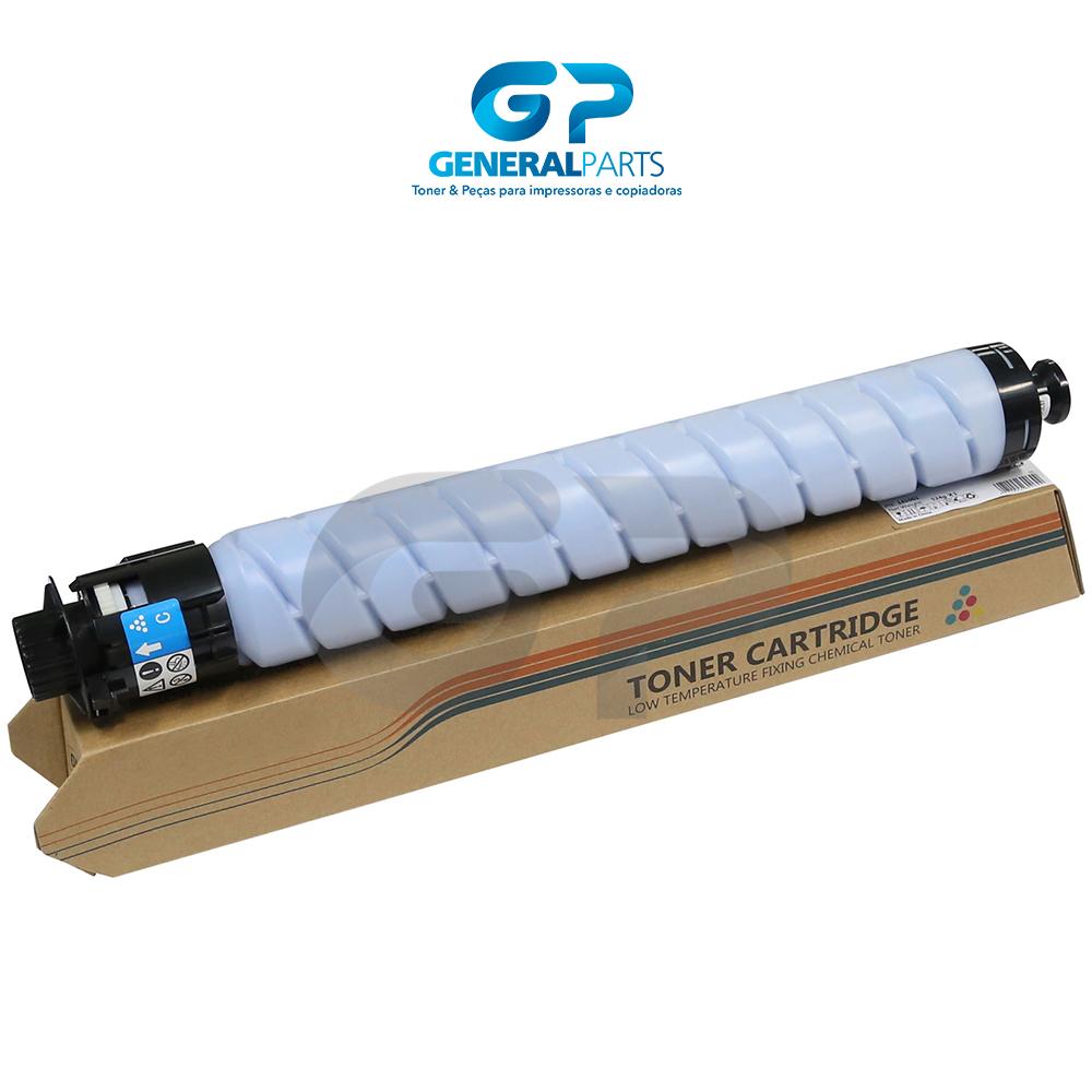 Produto Cartucho de Toner Ciano MPC3003/MPC3503