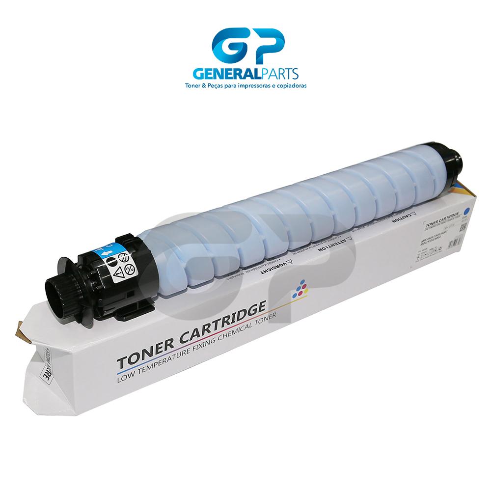 Produto Cartucho de Toner Ciano MPC4503/MPC5503