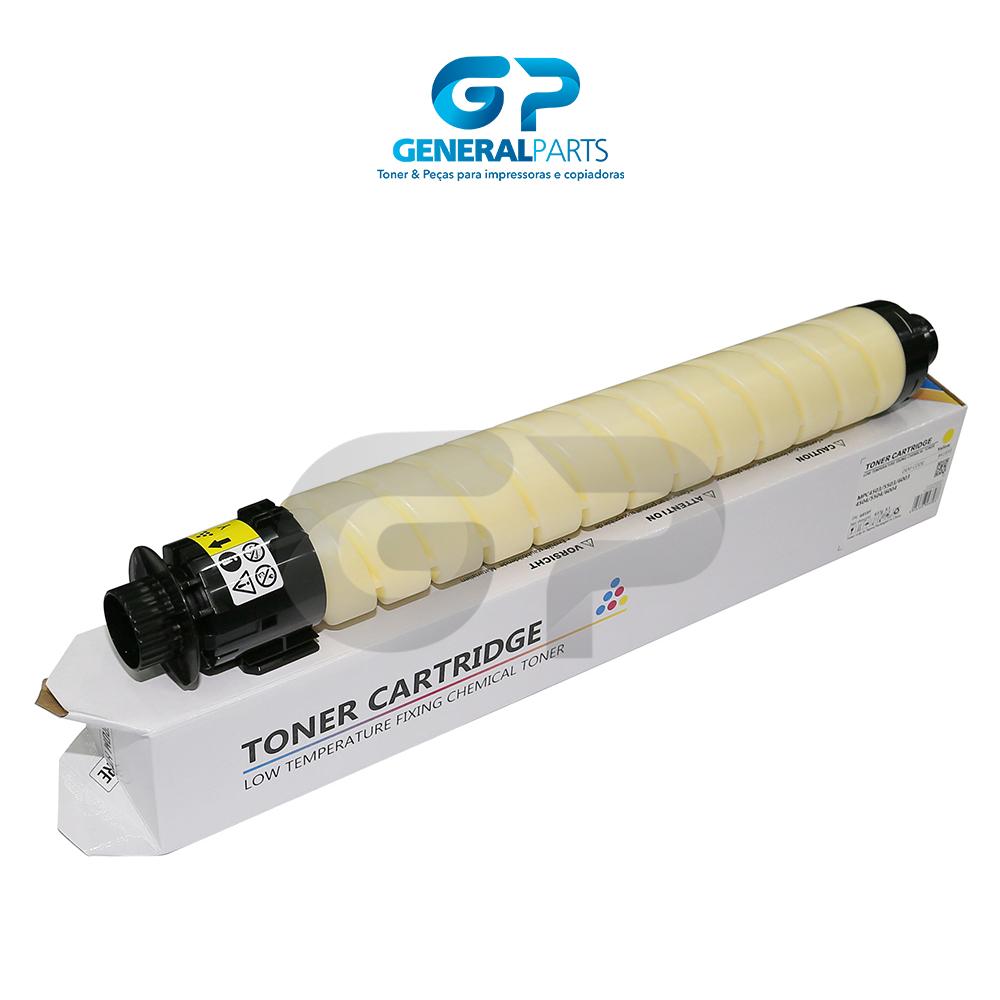 Produto Cartucho de Toner Amarelo Ricoh MPC4503/MPC5503/MPC6003