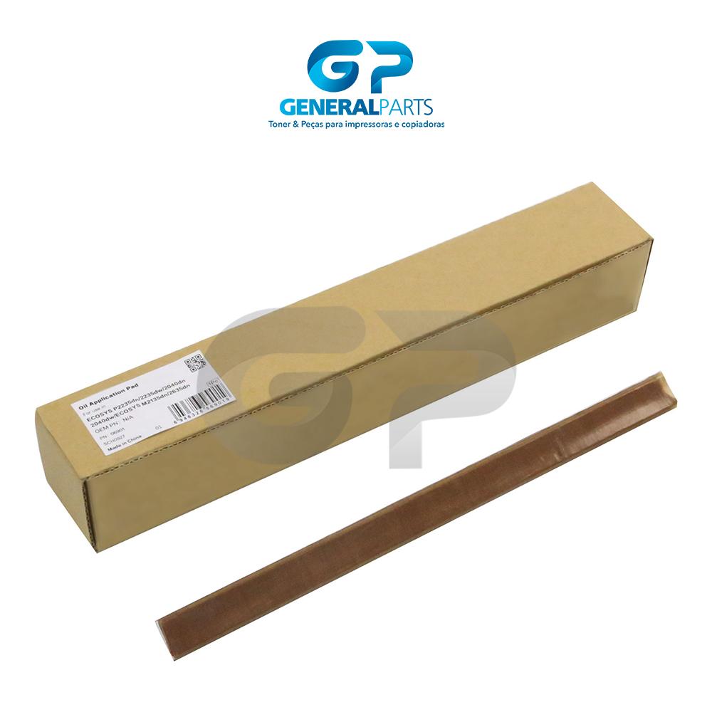 Produto Suporte com Manta de Lubrificação Kyocera M2040/M2640/P2040