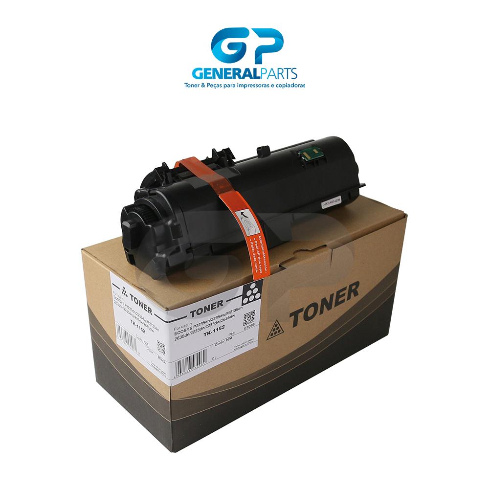 Produto Cartucho de Toner Kyocera M2135 / M2635 / M2735
