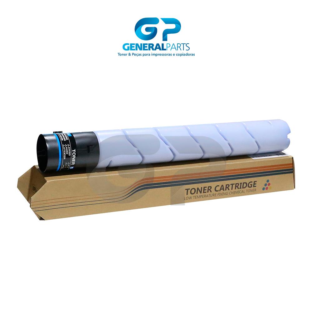 Produto Cartucho de Toner Ciano Konica C224/C284/C364
