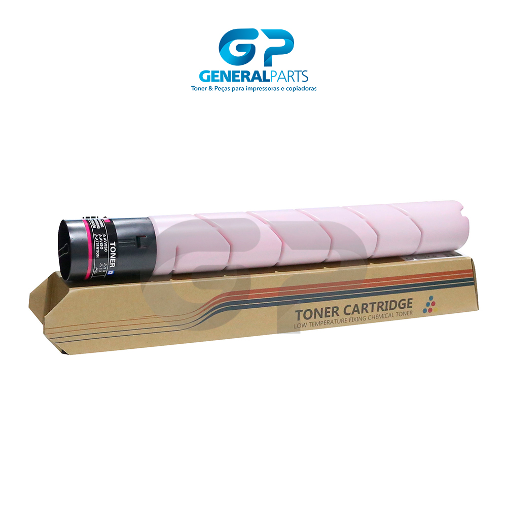 Produto Cartucho de Toner Magenta Konica C224/C284/C364