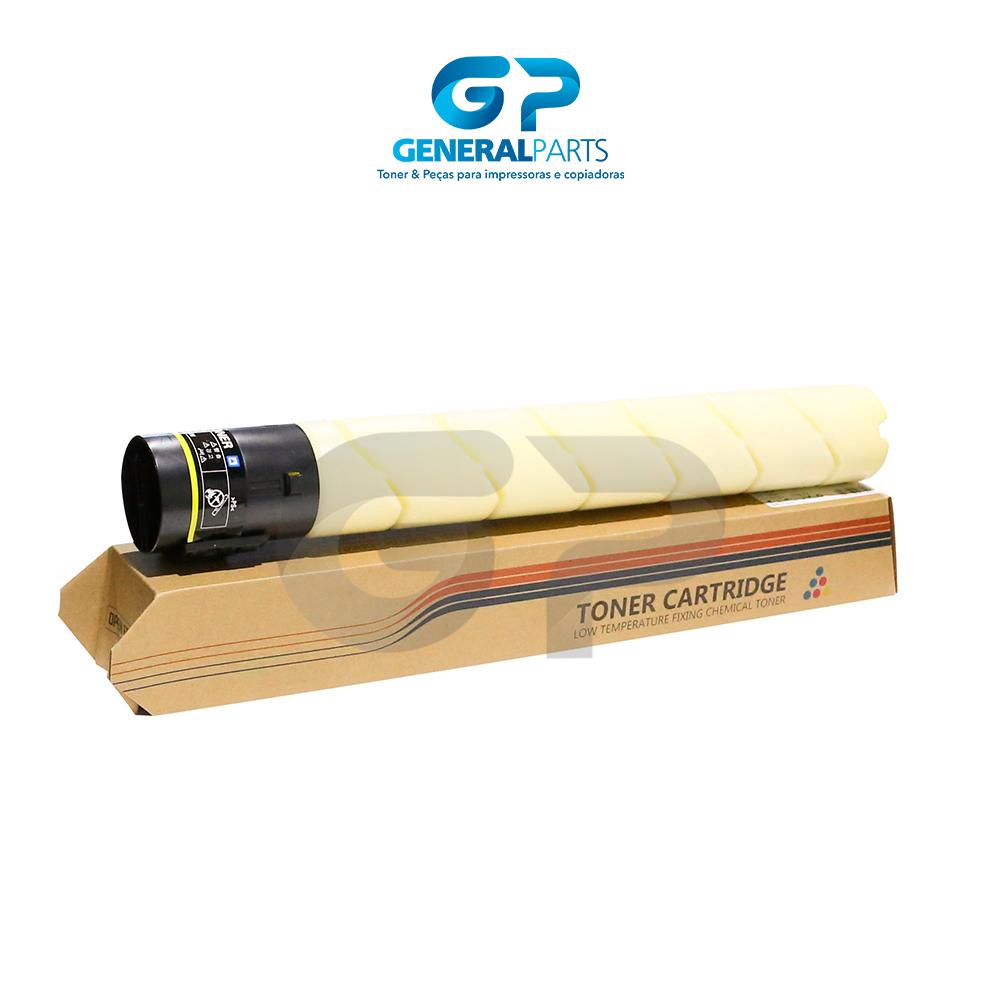 Produto Cartucho de Toner Amarelo Konica C224/C284/C364