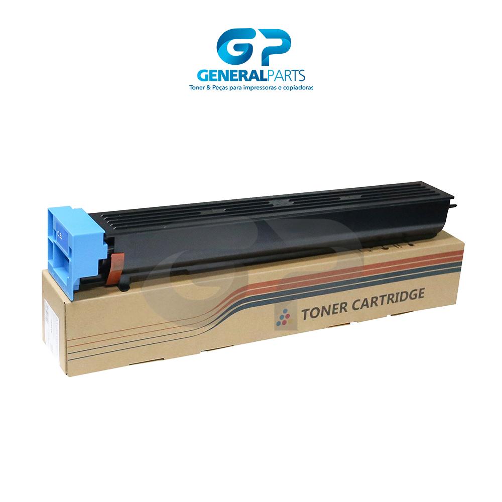 Produto Cartucho de Toner Ciano Konica BZ C452/C552/C652