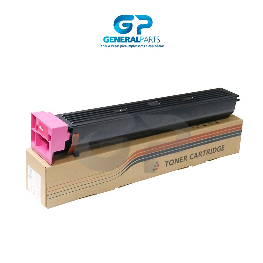 Produto Cartucho de Toner Magenta Konica BZ C452/C552/C652