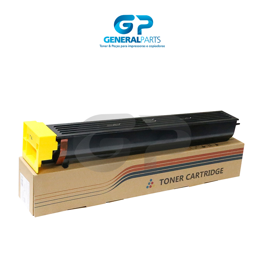 Produto Cartucho de Toner Amarelo Konica BZ C452/C552/C652